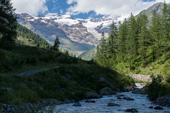 Valle Torrente lys Gressoney 2018 (albertopasquino) Tags: view panorama landscape lys gressoney montagna aosta valled'aosta valle