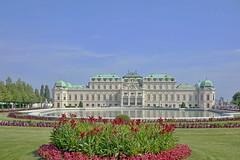 Wiedeń / Vienna (Adam Żabiński) Tags: wiedeń architecture vienna architektura zabytki monuments belvedere ngc