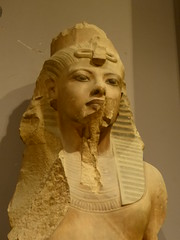 Tutankhamun (Aidan McRae Thomson) Tags: cairo egyptian museum ancient egypt statue sculpture