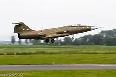 CF-104D Starfighter, 104637/LN-STF, Noorwegen (Alfred Koning) Tags: cf104dstarfighter637lnstf ehlwleeuwarden f104starfighter gebruiker locatie privateprive