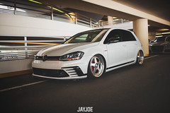 NIGHT OF WHEELS 2018 (JAYJOE.MEDIA) Tags: vw golf mk7 gti volkswagen low lower lowered lowlife stance stanced bagged airride static slammed wheelwhore fitment