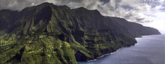 Na Pali Coast of Kauai (fwsalmon) Tags: hawaii helicopter kauai kapaa unitedstates us napalicoast canon7dmarkii canon100400lii