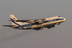Antonov AN124 RA-82078 Volga Dnepr Group (msd_aviation) Tags: antonov an124 ruslan volgadnepr russia russian takeoff lebl bcn barcelona elprat airport spotter spotting planespotting aviation avgeek aviationpics