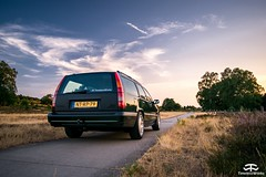 1996 Volvo 850 2.5 20V NA (TimelessWorks) Tags: time less works timeless timelessworks tw auto bil vehicle automobile car automotive volvo swedish swede 850 volvo850 t5 t5r wagon estate station steelies hubcaps photoshoot sunset evening twilight low lowered lowlife camber wagonlife 25 20v na 5cyl 5cylinder 5pot koen posbank nl arnhem velp hoge veluwe park national regional dunes harnesses harness