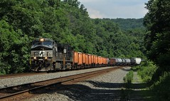 (Eric_Freas) Tags: norfolk southern ns pittsburgh line 19g aqueduct howe township pennsylvania pa