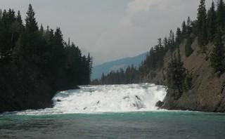 Bow Falls Banff Park AB