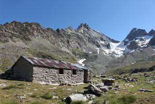 Plan de Bertol, 2664 mètres