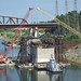Heavy concrete shell placement at Kentucky Lock not taken lightly