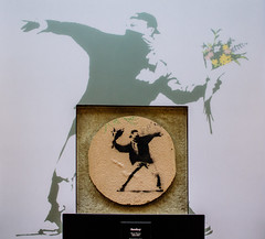 Double Street Fighter (224/365) (Walimai.photo) Tags: nikon d7000 nikkor 35mm color colour moco amsterdam museum museo holanda holland netherlands art arte