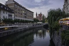 Ljubljana (bruck76) Tags: ljubljana slovenia summer oldcity si