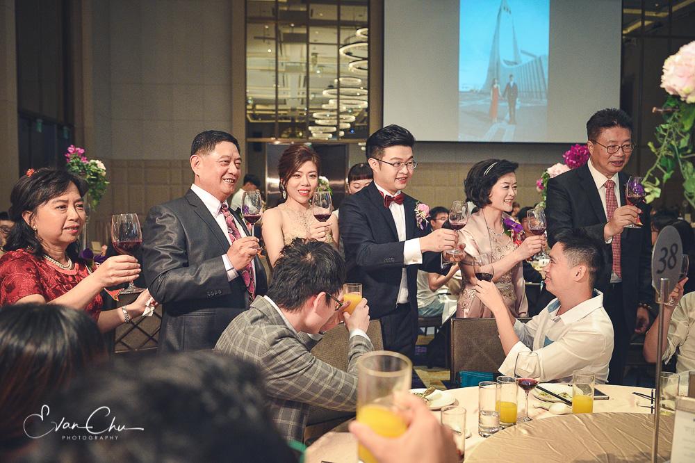 萬豪喜宴-奕誠&娉儀 婚禮紀錄_0190