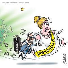 Pero comieron espinaca (Caricaturascristian) Tags: volvieron los verdes men marcha verde corrupción impunidad odebrecht justicia robo asaltos estado equidad independiente millón contra