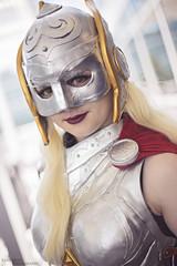 Lady Thor - Marvel Comics (Lyon Hart Photography) Tags: thor ladythor comics marvel marvelcomics hero superhero heroine cosplay cosplayer cosplaygirl cosplayphotography comicpalooza 2018 houston texas