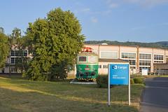 CD Cargo 469 110, Ústí nad Labem (CZ) (VinceCargo) Tags: ústínadlabem ústeckýkraj tsjechië cz