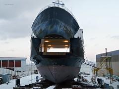 """""""Lofotferje-I"""" (OlafHorsevik) Tags: lofotferje helgelandske hamek harstad ferge ferga ferry ferja ferje"""