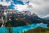 Peyto Lake (Bronte Boy) Tags: peyto lake lakes mountain banff national park blue reflection rockies canada