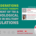 ACRM Annual Conference Arts & Neuroscience symposium: 418702 Bronson thumbnail
