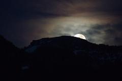 Hochgern Mondaufgang (Aah-Yeah) Tags: moon mond mondaufgang moonrise schnappenberg schnappenkirche hochgern marquartstein achental chiemgau bayern