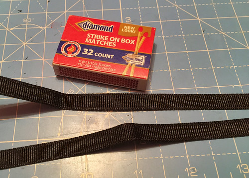 ribbon for backpack tags