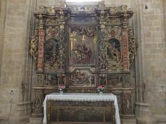 Catedral - Retablo lateral 2 (albTotxo) Tags: tortosa tarragona cataluña españa
