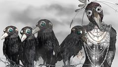I Am the Cure.... (tralala.loordes) Tags: tralalaloordes tralala tra seocndlife virtualreality sl lindenlabs digital pixel mesh crows plaguedoctor plauguemask biocontainmentsuit beak plague blackplague doctor avatar armageddon disease cure iamthecure blogging slfashion slmasks remarkableoblivion drcrowe egothecrow lode dmlasombravampirenecklace nc ~sassy~ shooterjennings