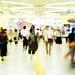 At Oshiage Station 'Skytree' in Sumida, Tokkyo : 押上駅〈スカイツリー前〉構内にて