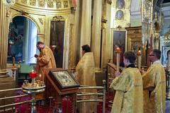 Воскресное богослужение недели 4-й по Пятидесятнице