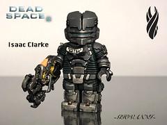 Dead Space Isaac Clarke (~GIOVANNI~) Tags: lego dead space security suit custom plasma cutter giovanni banana