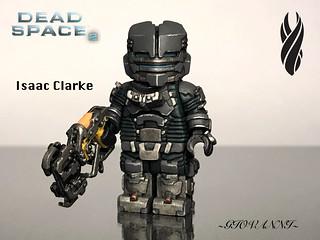 Dead Space Isaac Clarke