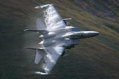'STOUT 91' (benstaceyphotography) Tags: 012004 aircraft nikonuk panthers raflakenheath 494thfs 48thfw bleedred strikeeagle f15e mcdonnelldouglas airpower frontline lowlevel fast jet military aviation benstacey
