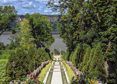 Grand Staircase (JMS2) Tags: scenic hudsonvalley hudsonriver untermyer historic preservation stairs staircase
