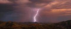 Bisbee AZ (slsjourneys) Tags: lightning juniperflats bisbeeaz