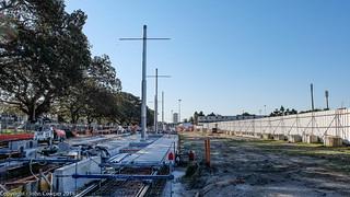 CBD & South East Light Rail - Moore Park - 14 August 2018 (2)