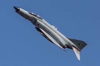 77-8395,  McDonnell Douglas F-4EJ Kai Japan Air Self Defence Forces @ Nyutabaru RJFN (2)