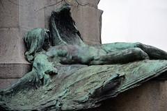 Prag - Denkmäler & Skulpturen - 8 (fotomänni) Tags: denkmal statue skulptur skulpturen sculpture prag praha prague manfredweis