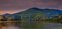 Landscape Portugal. (ost_jean) Tags: portugal landscape nikon d5300 tamron sp af 1750mm f28 xr di ii vc ld aspherical if b005n ostjean longexposure carneiro viseu colors douroriver