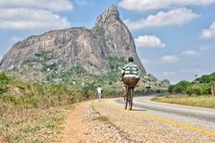 Road to Nampula.
