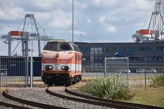 RFO 9802 at Houtrakpolder, Amsterdam, August 11, 2018