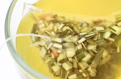 Mesh (Macromanic) Tags: macromondays mesh macro hmm tea teabag