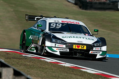 DTM - Mike Rockenfeller (1) ({House} Photography) Tags: dtm touring cars german brands hatch uk kent fawkham race racing motorsport motor sport car automotive canon 70d sigma 150600 contemporary housephotography timothyhouse audi rs5 rs mike rockenfeller