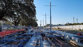 CBD & South East Light Rail - Moore Park - 14 August 2018 (1)