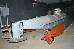 "Biber Kleinst U-boot ""162"" (Nils Mosberg) Tags: biber søgne søgnegamleprestegård midgetsubmarine worldwarii submarine kleinkampfflotille263 atlanticwall kriegsmarine"