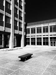 Mclennan Physical Laboratories, University of Toronto (gt223) Tags: brutalist brutalism concrete blackandwhite modern modernarchitecture architecture