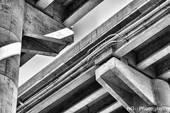 Bridge (G13 Photography) Tags: beauharnois noiretblanc blackandwhite pont bridge sonycybershotrx10 sony photoaday rx10 mk1 2018 lightroomcc zeiss normandgamelin rx10m1 sonyphotography rawphotography rx101 allrx10