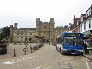 Stagecoach In Hastings 34649 GX54DWZ