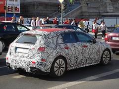 Mercedes-AMG A35 Testing in Prague (harry_nl) Tags: česko czechia 2018 praha prague mercedesbenz testing prototype amg aklasse a35