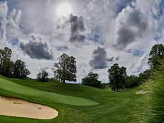 Devou Golf Course - EMA16810 1 (j_m_kubler) Tags: olympusem1 olympus8mmf18fisheye c1 captureonepro clouds golf devouparkcovingtonky sky