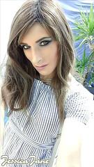 Stripy Selfie (jessicajane9) Tags: selfie tg crossdresser tranny xdress tgurl cd transgender feminization tgirl crossdressing trans lgbt transvestite m2f tv crossdress gurl