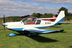 EI-DUJ (GH@BHD) Tags: eiduj evektor evektoraerotechnik ev97 eurostar sportstar microlight aircraft aviation limetreeairfield limetree