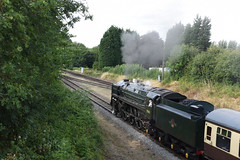 70013  GCR  04/08/18 (Woolwinder) Tags: 70013olivercromwell brstandard7mt 462 pacific quornandwoodhouse leicestershire england lner greatcentralrailway